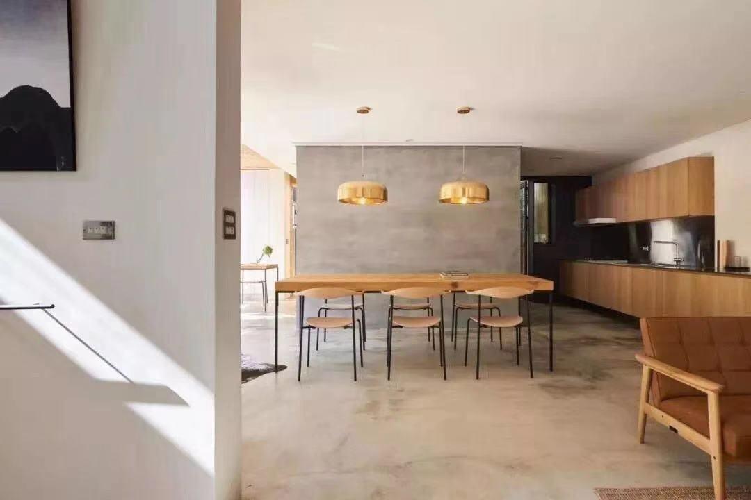 家装清水混凝土效果