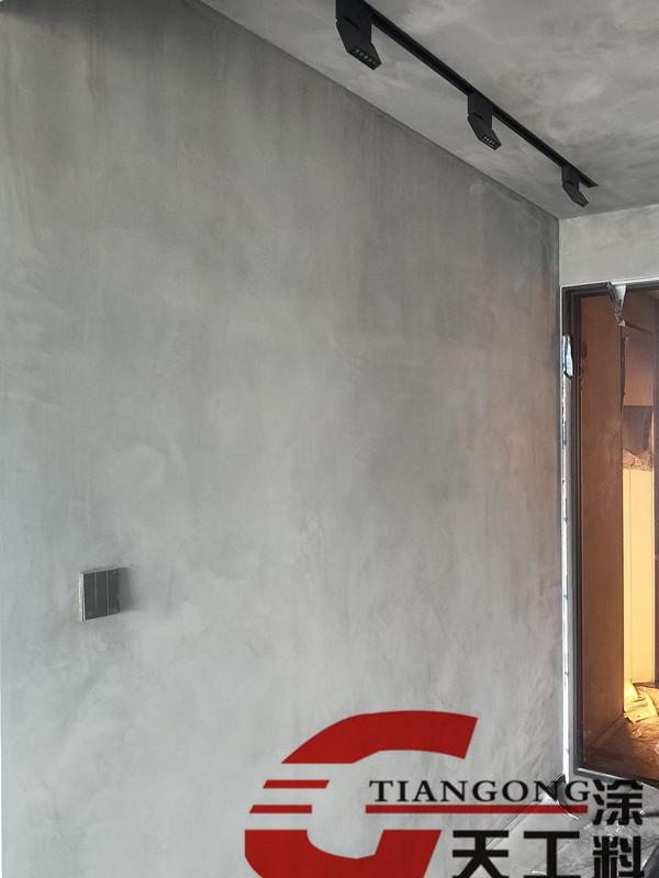 墙面艺术水泥漆